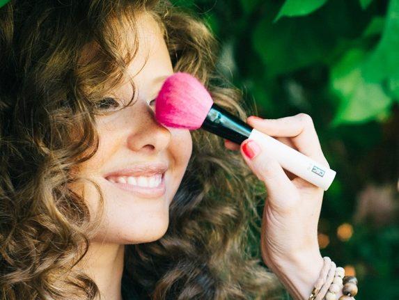 Colaboración en sesión de fotos «Floral on Floral» by Esther Layo