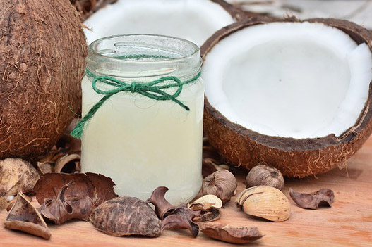 Aceite de coco - Ingrediente natural