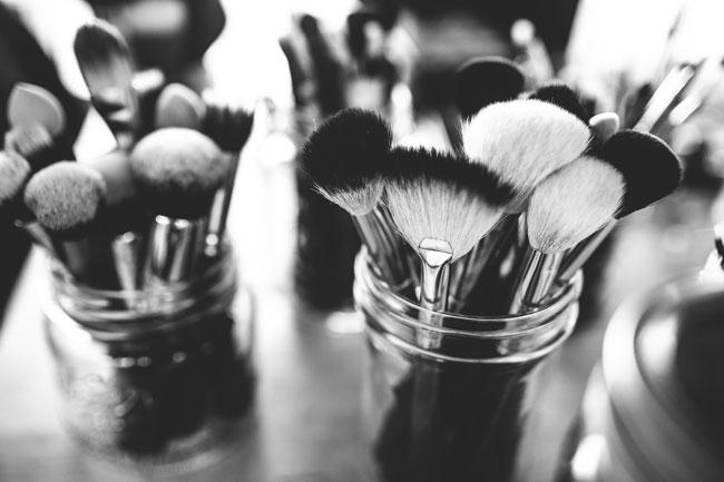 Remedios caseros para limpiar las brochas de maquillaje