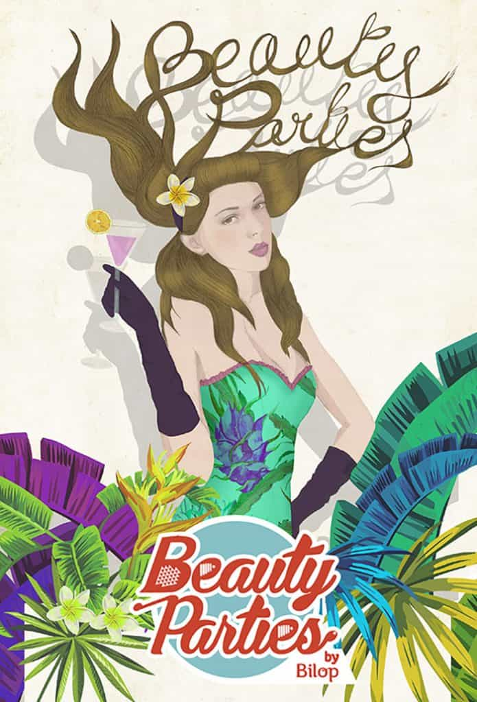 beauty parties zaragoza